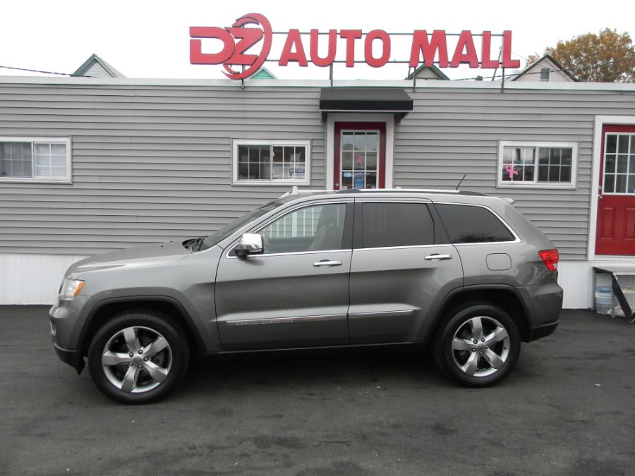 Used Jeep Grand Cherokee 4WD 4dr Overland 2013 | DZ Automall. Paterson, New Jersey
