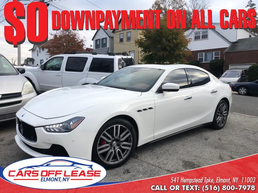 Used Maserati Ghibli 3.0L 2017 | Cars Off Lease . Elmont, New York