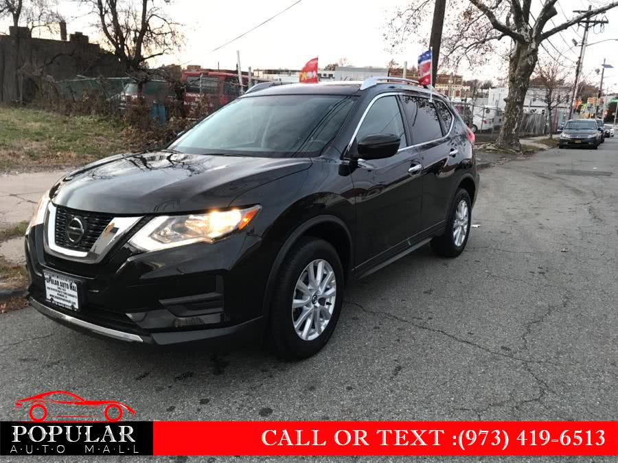 Used 2018 Nissan Rogue in Newark , New Jersey | Popular Auto Mall Inc . Newark , New Jersey