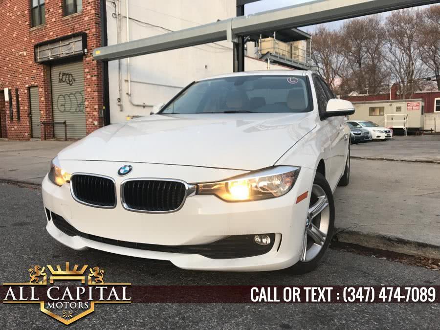 Used 2015 BMW 3 Series in Brooklyn, New York | All Capital Motors. Brooklyn, New York