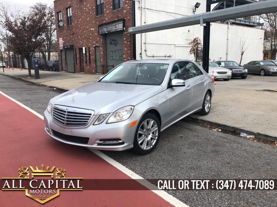 Used 2013 Mercedes-Benz E-Class in Brooklyn, New York | All Capital Motors. Brooklyn, New York
