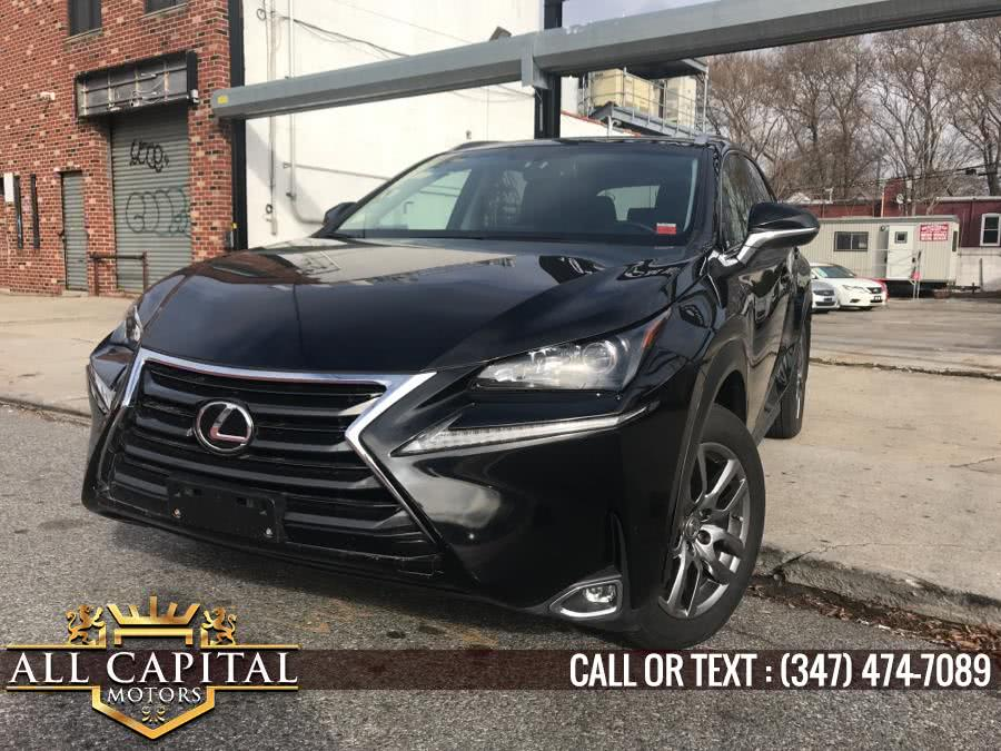 Used Lexus NX 200t AWD 4dr 2015 | All Capital Motors. Brooklyn, New York