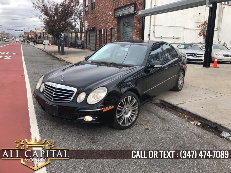Used 2007 Mercedes-Benz E-Class in Brooklyn, New York | All Capital Motors. Brooklyn, New York
