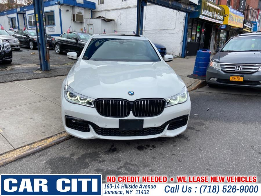 2016 BMW 7 Series 4dr Sdn 750i xDrive AWD, available for sale in South Richmond Hill, New York | ID Auto Mall . South Richmond Hill, New York