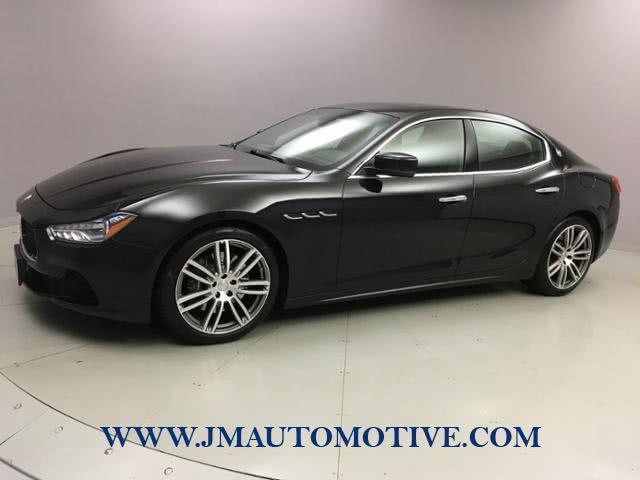Used 2015 Maserati Ghibli in Naugatuck, Connecticut | J&M Automotive Sls&Svc LLC. Naugatuck, Connecticut