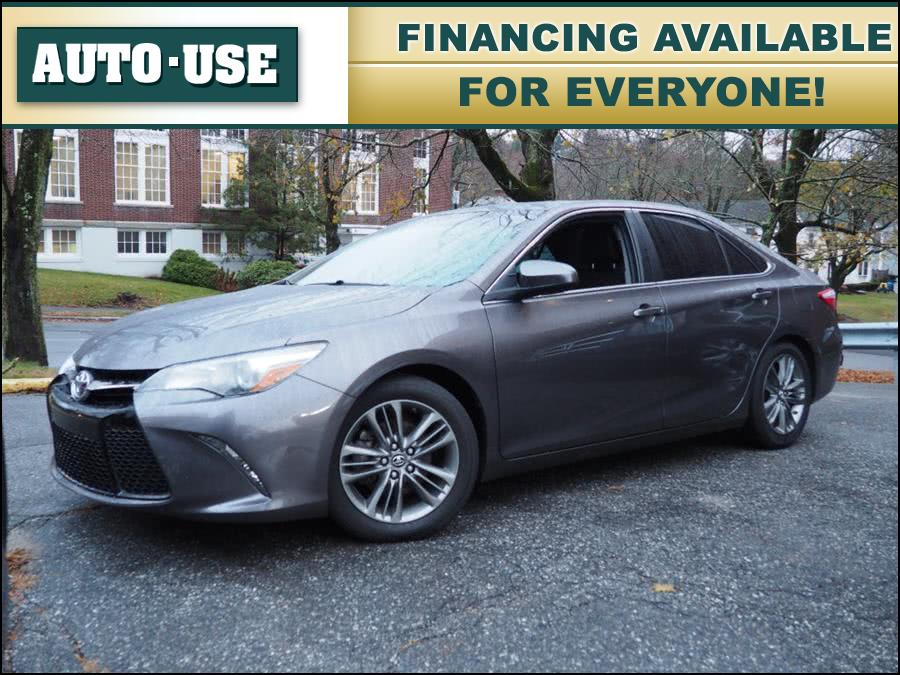 Used 2017 Toyota Camry in Andover, Massachusetts | Autouse. Andover, Massachusetts