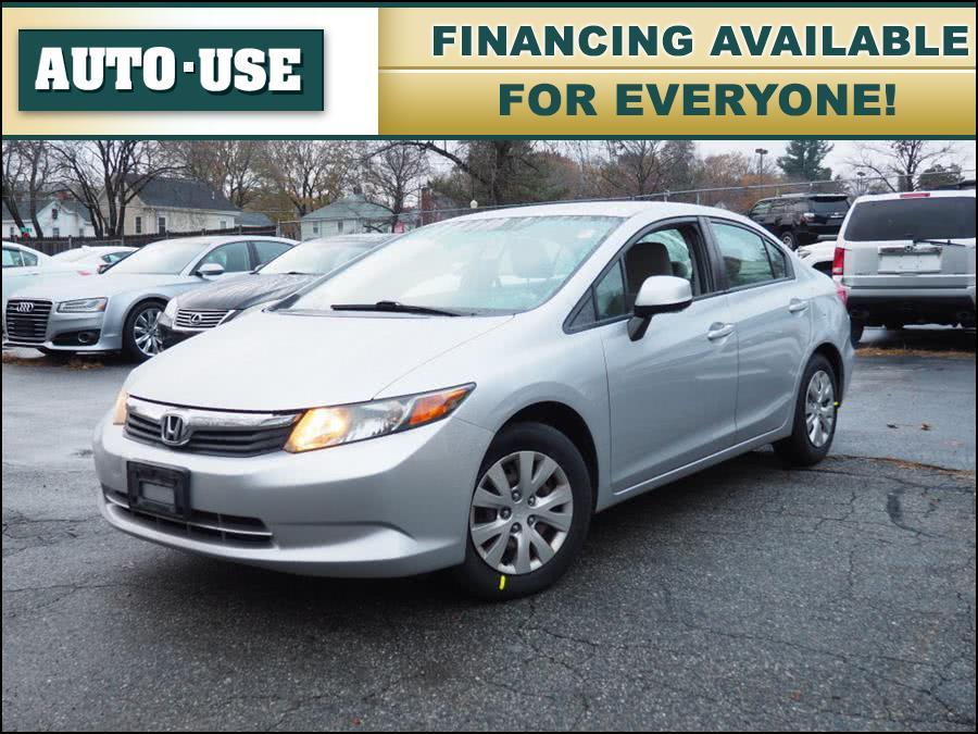 Used 2012 Honda Civic in Andover, Massachusetts | Autouse. Andover, Massachusetts