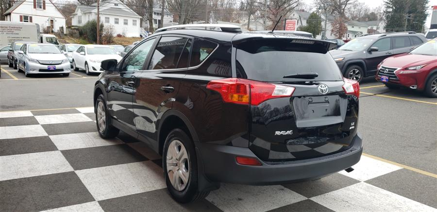 2014 Toyota RAV4 AWD 4dr LE, available for sale in Waterbury, Connecticut | National Auto Brokers, Inc.. Waterbury, Connecticut