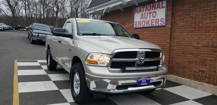 Used Dodge Ram 1500 4WD Reg Cab SLT 2009 | National Auto Brokers, Inc.. Waterbury, Connecticut