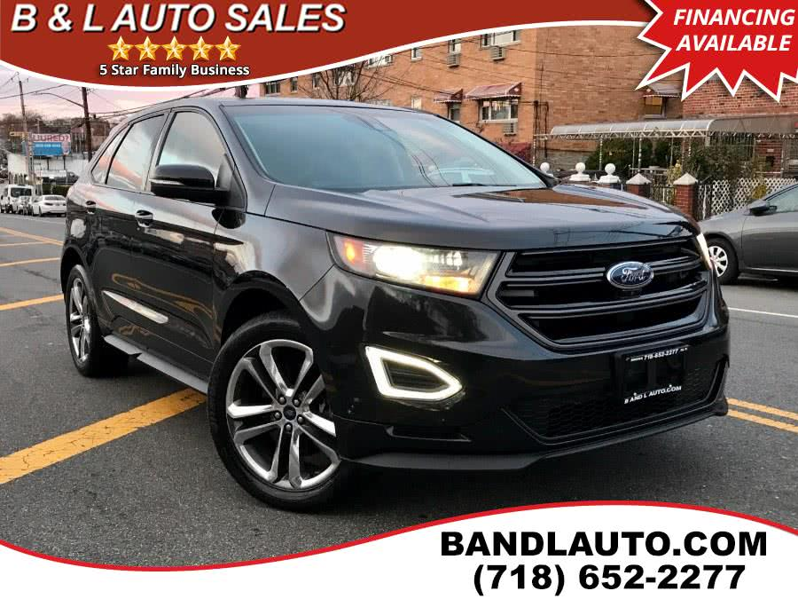 Used 2015 Ford Edge in Bronx, New York | B & L Auto Sales LLC. Bronx, New York