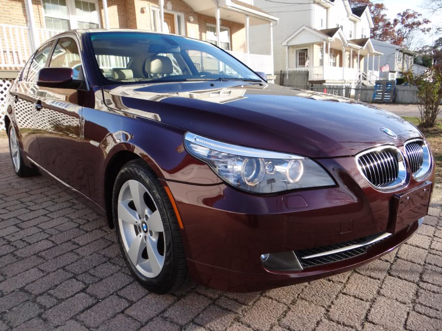 Used 2008 BMW 5 Series in West Babylon, New York | SGM Auto Sales. West Babylon, New York
