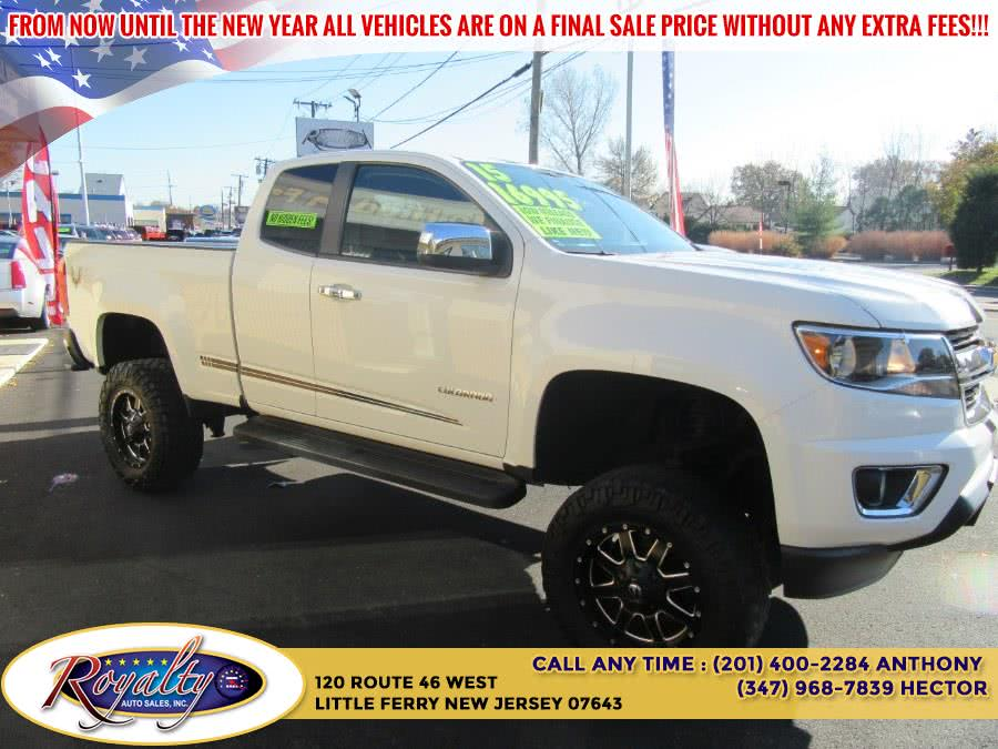 Used 2015 Chevrolet Colorado in Little Ferry, New Jersey | Royalty Auto Sales. Little Ferry, New Jersey