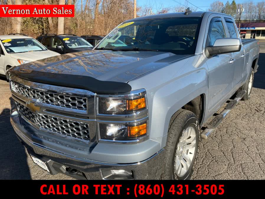 Used 2015 Chevrolet Silverado 1500 in Vernon, Connecticut | Vernon Auto Sale & Service. Vernon, Connecticut