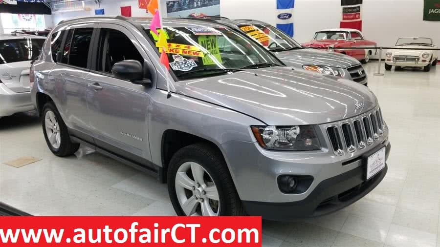 Used 2017 Jeep Compass in West Haven, Connecticut