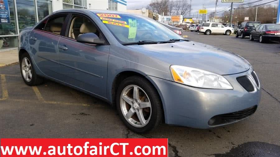 Used 2007 Pontiac G6 in West Haven, Connecticut