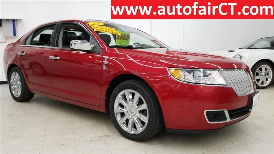 Used 2012 Lincoln MKZ in West Haven, Connecticut