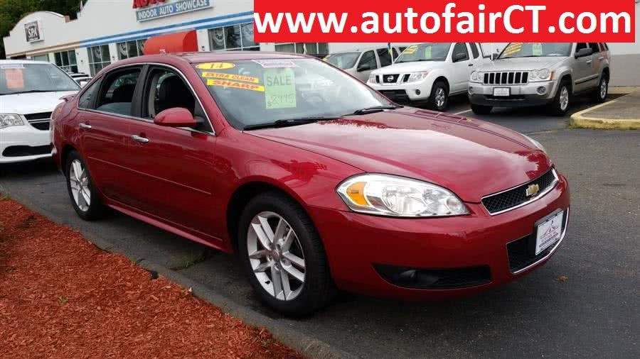 Used 2014 Chevrolet Impala Limited in West Haven, Connecticut