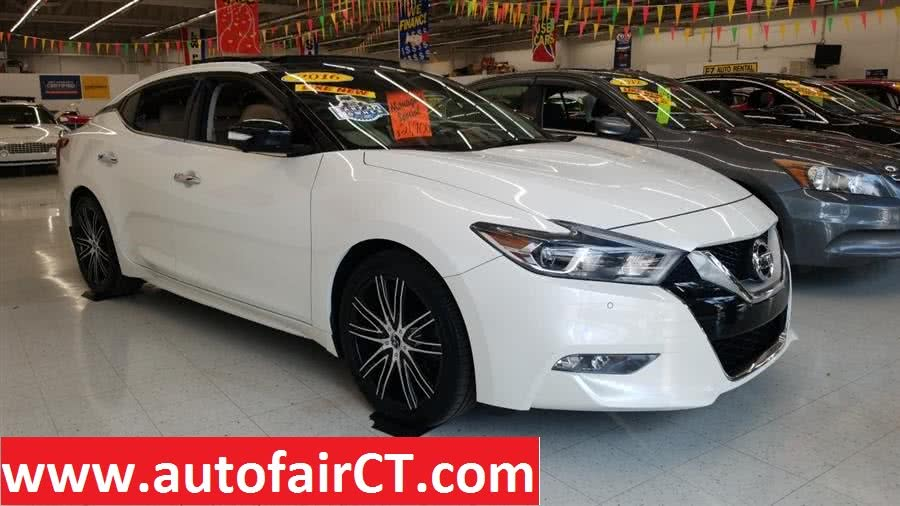 Used 2016 Nissan Maxima in West Haven, Connecticut