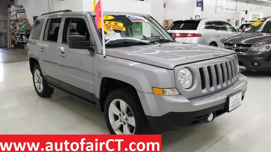 Used 2015 Jeep Patriot in West Haven, Connecticut