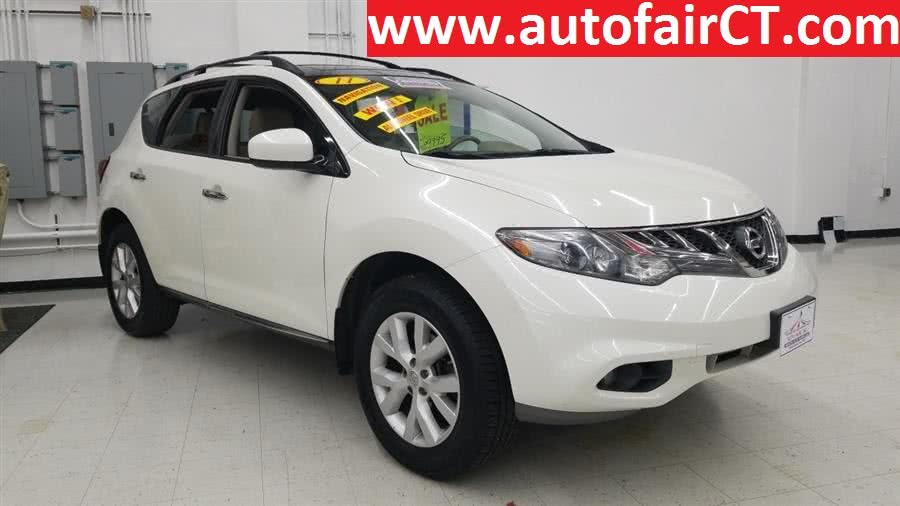 2011 Nissan Murano AWD 4dr SL, available for sale in West Haven, CT