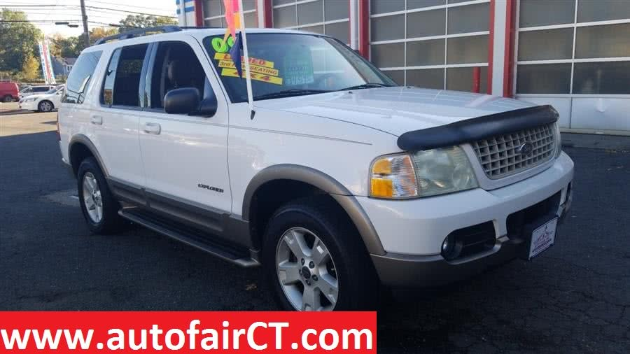 Used 2004 Ford Explorer in West Haven, Connecticut