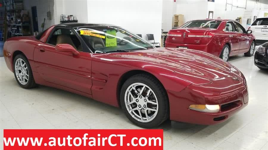 Used 1999 Chevrolet Corvette in West Haven, Connecticut