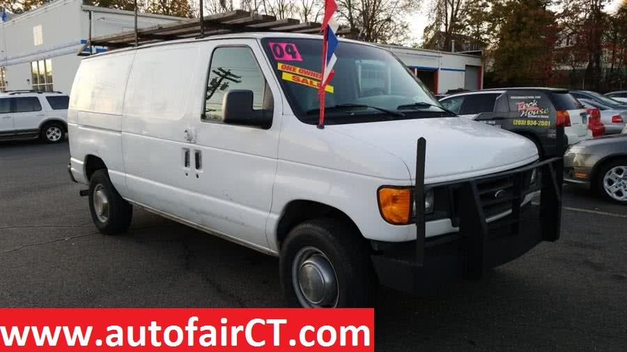 Used 2004 Ford Econoline Cargo Van in West Haven, Connecticut