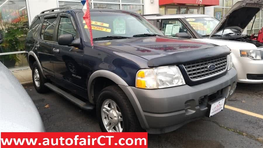 Used 2002 Ford Explorer in West Haven, Connecticut