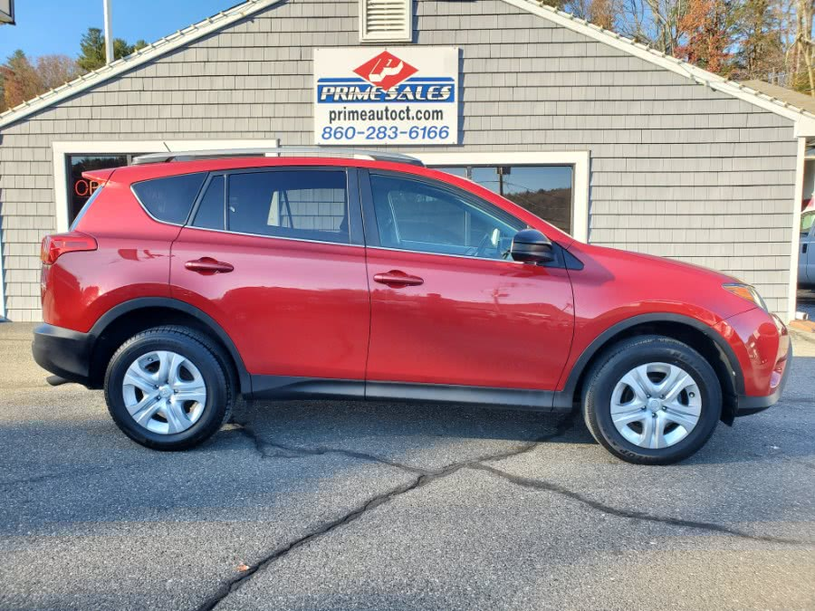 Used 2013 Toyota RAV4 in Thomaston, Connecticut