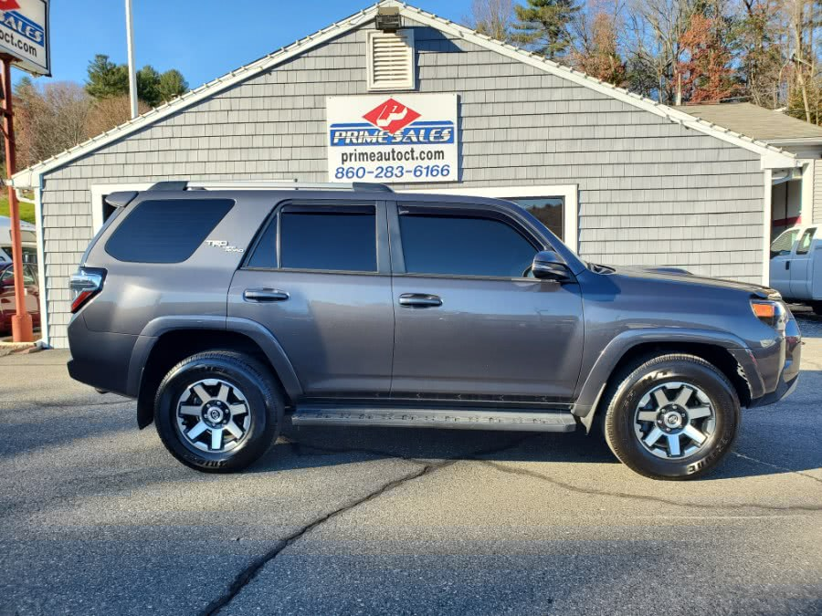 Used 2018 Toyota 4Runner in Thomaston, Connecticut
