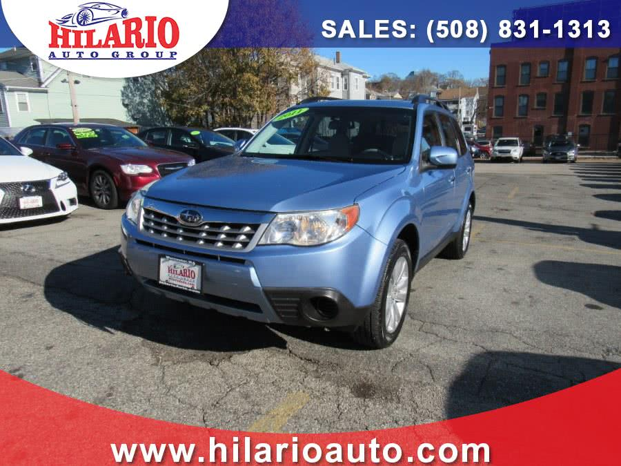 Used 2011 Subaru Forester in Worcester, Massachusetts | Hilario's Auto Sales Inc.. Worcester, Massachusetts