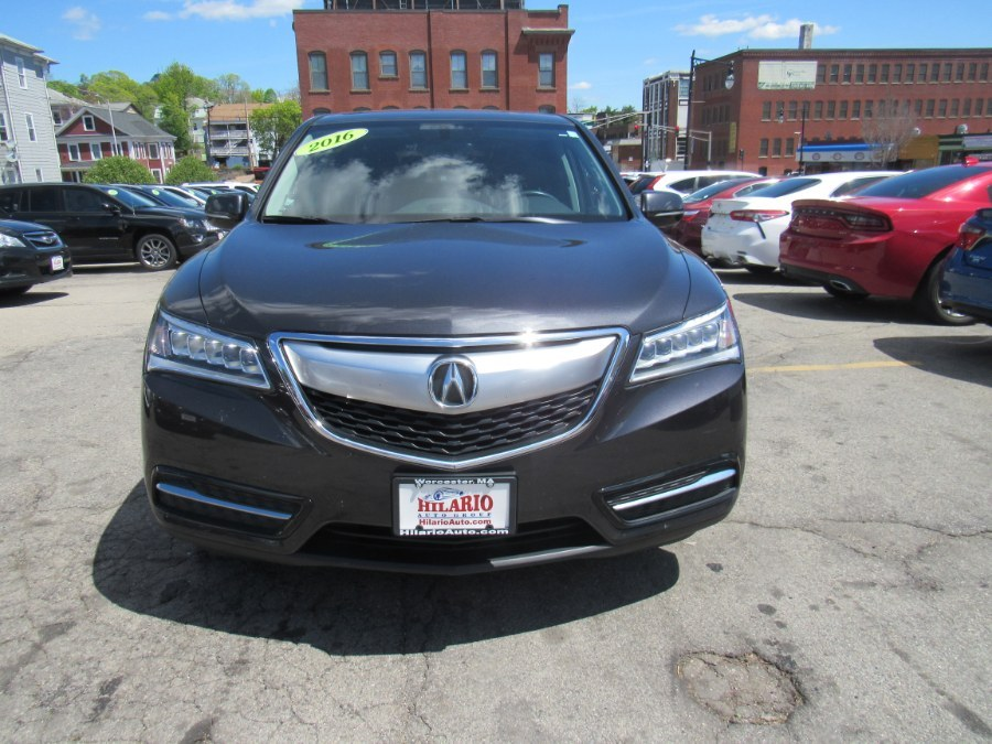 2016 Acura MDX SH-AWD 4dr, available for sale in Worcester, Massachusetts | Hilario's Auto Sales Inc.. Worcester, Massachusetts