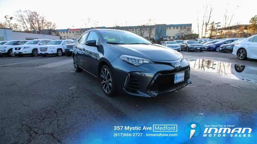 Used 2018 Toyota Corolla in Medford, Massachusetts   Inman Motors Sales. Medford, Massachusetts
