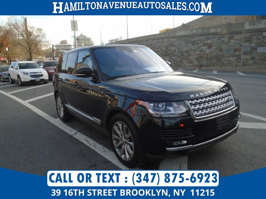 Used 2016 Land Rover Range Rover in Brooklyn, New York | Hamilton Avenue Auto Sales DBA Nyautoauction.com. Brooklyn, New York