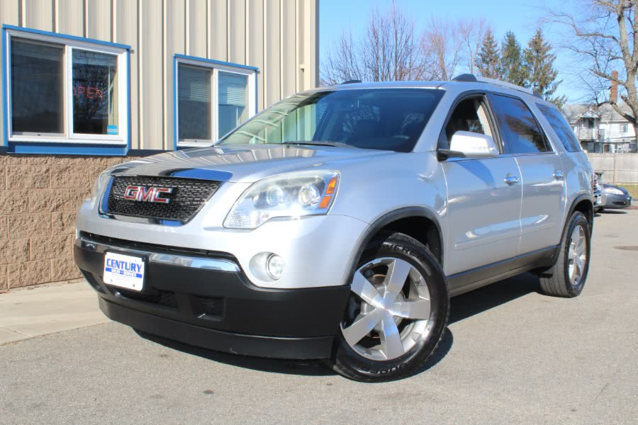 Used 2011 GMC Acadia in East Windsor, Connecticut | Century Auto And Truck. East Windsor, Connecticut