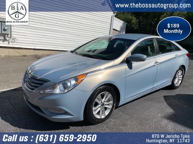 Used 2013 Hyundai Sonata in Huntington, New York | The Boss Auto Group . Huntington, New York