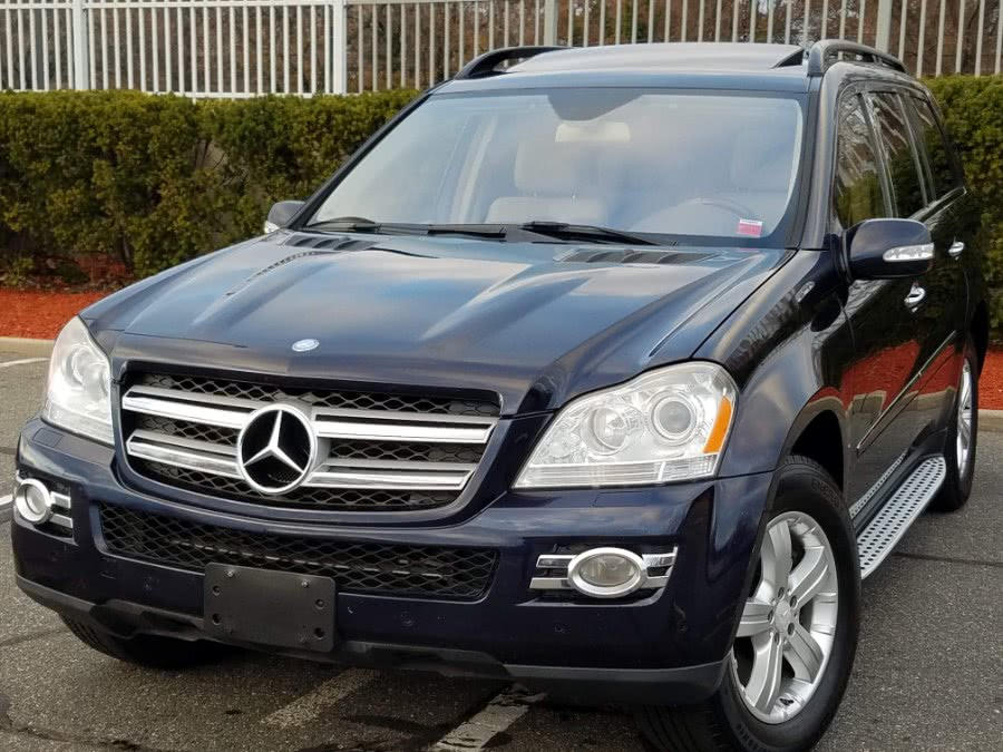 Used Mercedes-Benz GL-Class 4MATIC  4.6L w/Leather,Navigation,Sunroof,3rd Row 2008