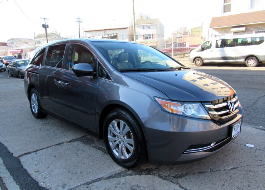 Used Honda Odyssey 5dr EX-L 2015 | MFG Prestige Auto Group. Paterson, New Jersey