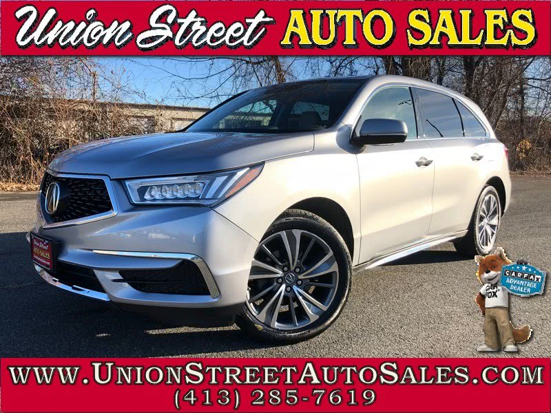 Used 2017 Acura MDX in West Springfield, Massachusetts | Union Street Auto Sales. West Springfield, Massachusetts