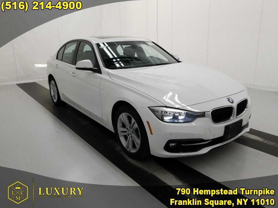 Used 2016 BMW 3 Series in Franklin Square, New York | Luxury Motor Club. Franklin Square, New York