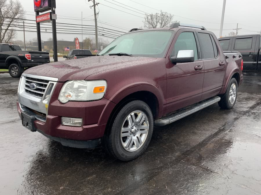 Used 2007 Ford Explorer Sport Trac in Ortonville, Michigan | Marsh Auto Sales LLC. Ortonville, Michigan