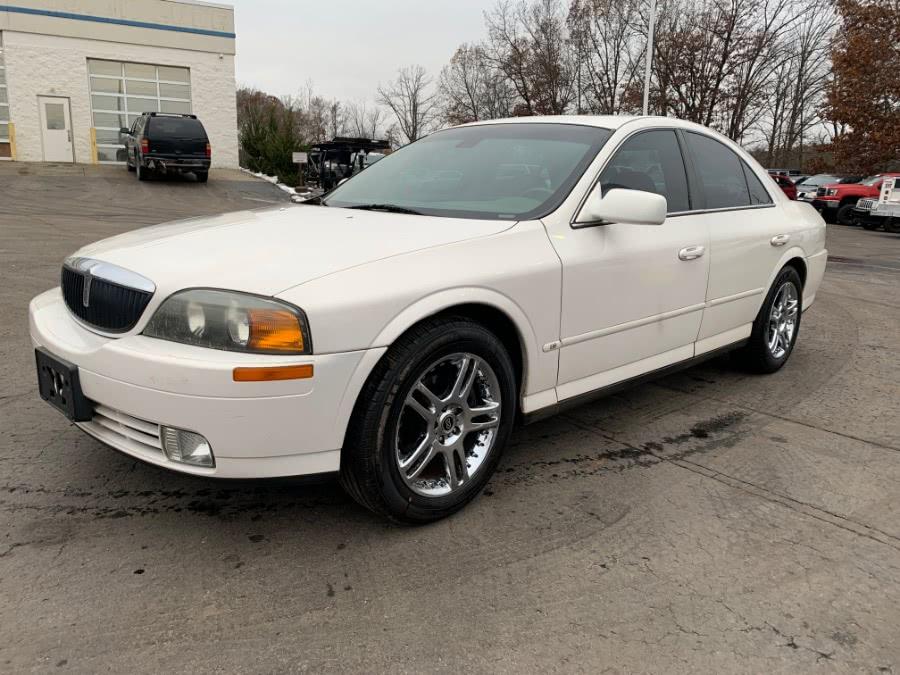 Used 2001 Lincoln LS in Ortonville, Michigan   Marsh Auto Sales LLC. Ortonville, Michigan