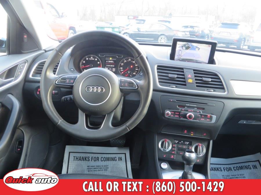 2015 Audi Q3 quattro 4dr 2.0T Premium Plus, available for sale in Bristol, Connecticut   Quick Auto LLC. Bristol, Connecticut