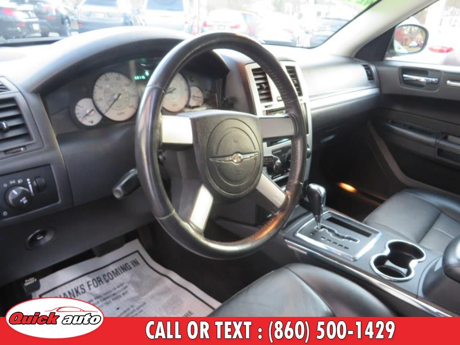 Used Chrysler 300 4dr Sdn 300 Touring RWD 2008 | Quick Auto LLC. Bristol, Connecticut