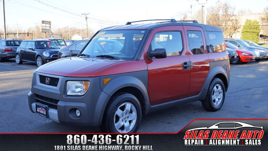 Used 2004 Honda Element in Rocky Hill , Connecticut | Silas Deane Auto LLC. Rocky Hill , Connecticut