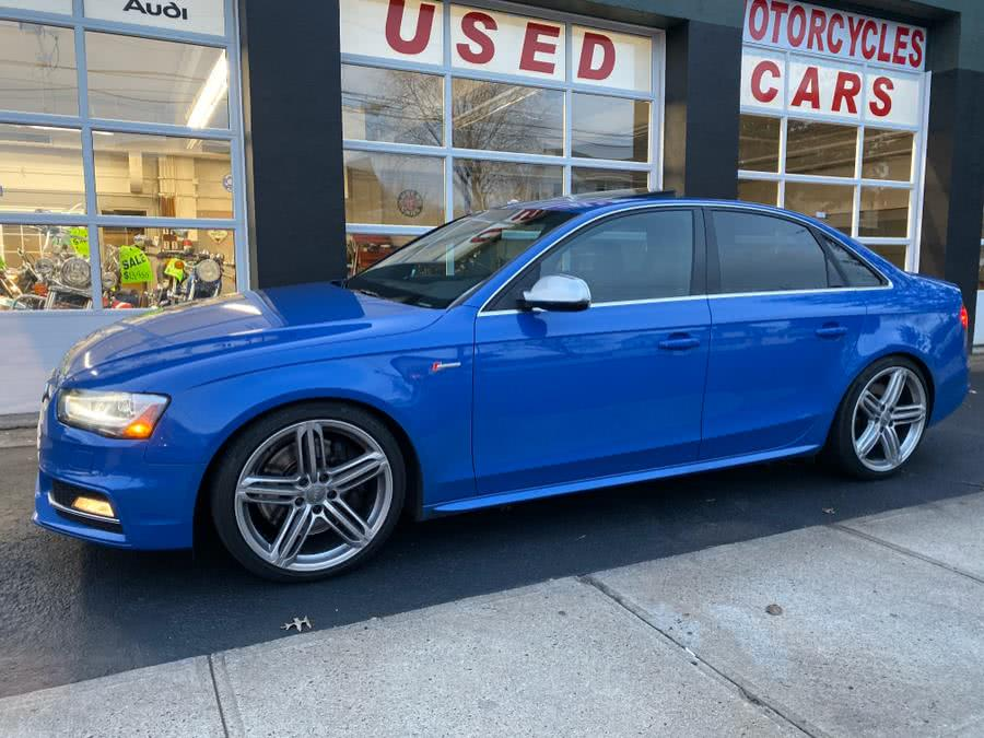 Used Audi S4 4dr Sdn Man Prestige 2015 | Village Auto Sales. Milford, Connecticut