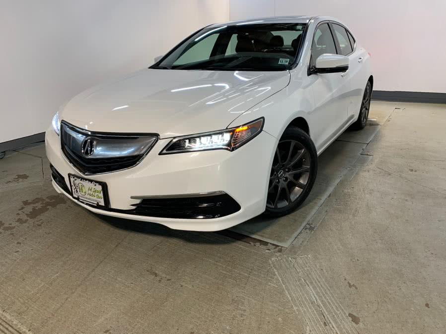 Used 2015 Acura TLX in Hillside, New Jersey | M Sport Motor Car. Hillside, New Jersey