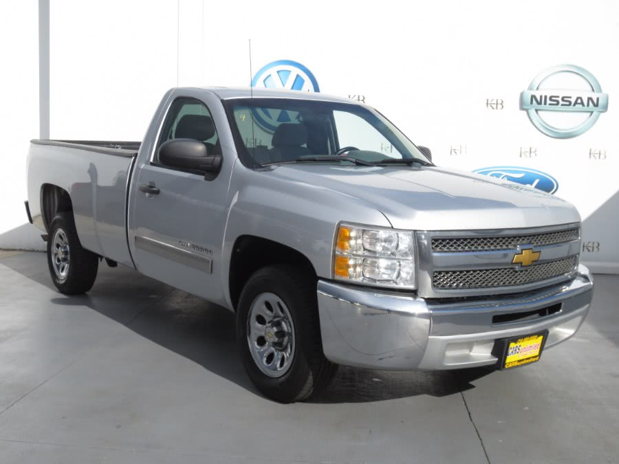 Used 2012 Chevrolet Silverado 1500 in Santa Ana, California | Auto Max Of Santa Ana. Santa Ana, California