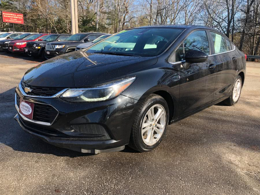 Used 2016 Chevrolet Cruze in Harpswell, Maine | Harpswell Auto Sales Inc. Harpswell, Maine