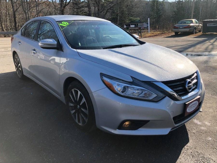 2018 Nissan Altima 2.5 SL Sedan, available for sale in Harpswell, Maine | Harpswell Auto Sales Inc. Harpswell, Maine